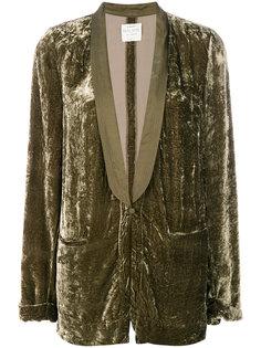 свободный пиджак-смокинг Forte Forte