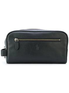 сумка-почтальонка с тиснением логотипа Polo Ralph Lauren