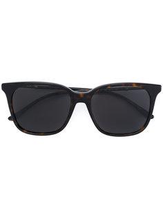 квадратные солнцезащитные очки Bottega Veneta Eyewear