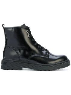 ботинки на шнуровке Calvin Klein Jeans