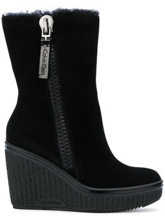ботинки на танкетке Calvin Klein Jeans