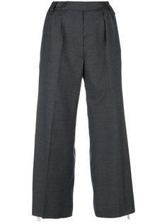 укороченные широкие брюки Giacobino