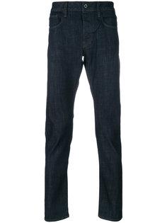 джинсы с контрастной строчкой G-Star