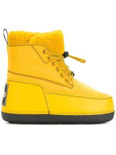 зимние ботинки Kenzo