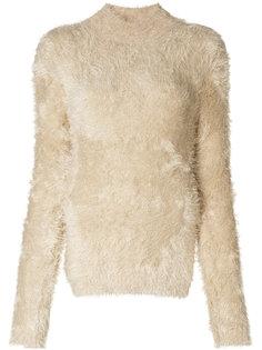 пушистый свитер с высокой горловиной Marni