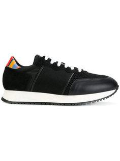 кроссовки со шнуровкой Paul Smith
