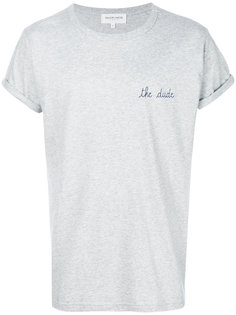футболка The Dude Maison Labiche