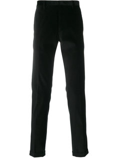 брюки-чинос с подвернутыми манжетами  Paul Smith