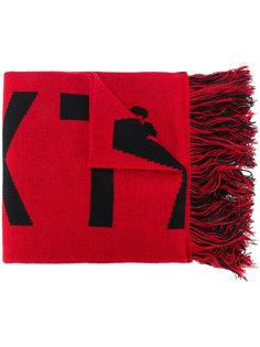 шарф с бахромой Misbhv
