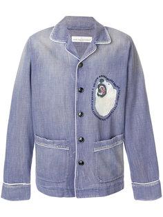 джинсовая рубашка Anthony Golden Goose Deluxe Brand
