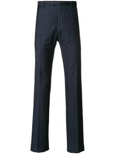 прямые брюки Salvatore Ferragamo