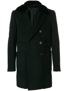 двубортное пальто Daniele Alessandrini