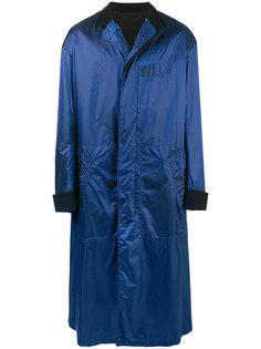 объемное пальто Haider Ackermann
