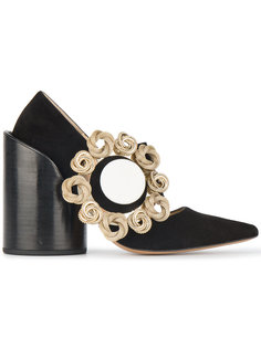 туфли-лодочки Les Chaussures Gros Bouton Jacquemus
