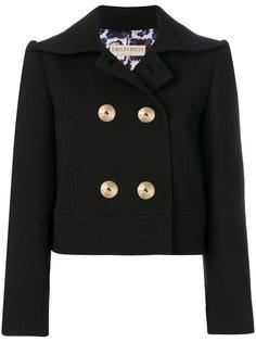 двубортный пиджак Emilio Pucci