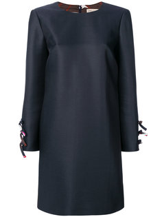платье-шифт с бантами Emilio Pucci