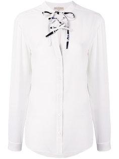 блузка с бантами  Emilio Pucci