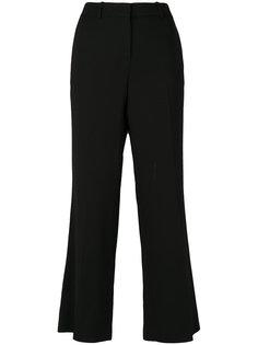 широкие укороченные брюки Emilio Pucci