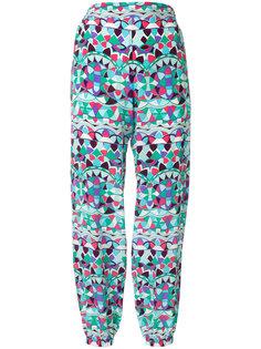printed harem trousers Emilio Pucci