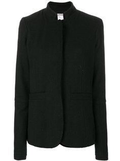 куртка с закругленным подолом Kristensen Du Nord