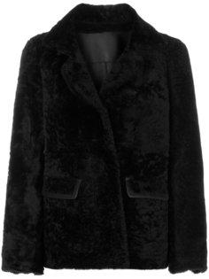 однобортное пальто  Sylvie Schimmel