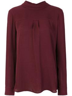 блузка со складками Theory