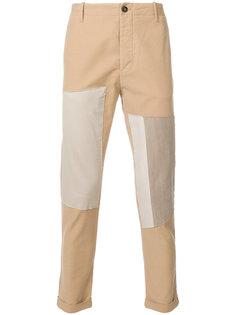 лоскутные брюки Closed