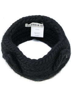 трикотажная повязка для волос Eugenia Kim