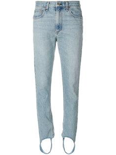 джинсы Olivia со штрипками Rag & Bone /Jean