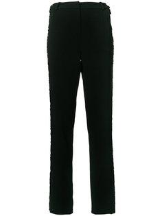 прямые брюки Mugler