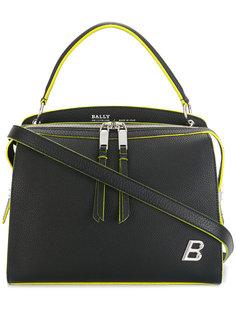сумка на плечо на молнии Bally