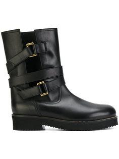 байкерские ботинки с вырезными деталями LAutre Chose
