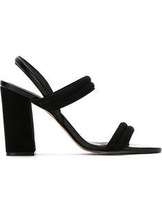 Gomos strappy sandals Egrey