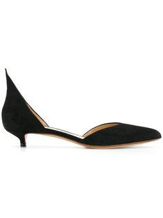 туфли-лодочки на низком каблуке Francesco Russo