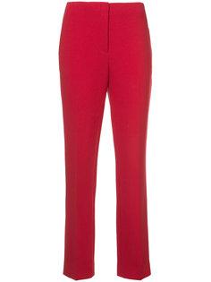 брюки с завышенной талией Ralph Lauren Collection