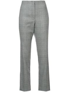 брюки в клетку Prince of Wales Ralph Lauren Collection