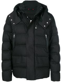 пуховая куртка с капюшоном Peuterey