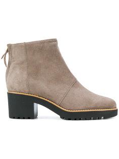 ботинки на молнии Hogan