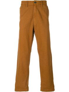 брюки с подвернутыми манжетами G-Star