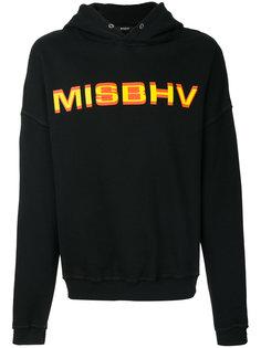 худи с логотипом Misbhv
