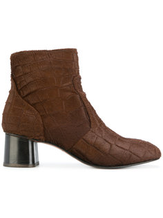 ботинки на молнии Silvano Sassetti