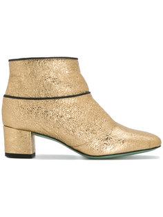 ботинки по щиколотку Paola Darcano