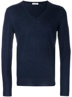 свитер с V-образным вырезом Paolo Pecora