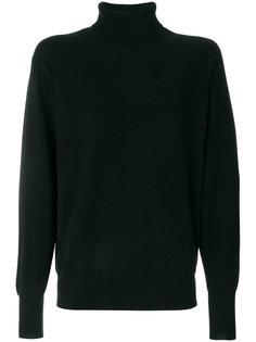 свитер с отворотной горловиной The Trafalgar N.Peal