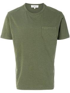 футболка с нагрудным карманом YMC
