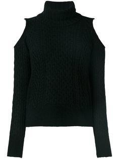 свитер с высокой горловиной Theory