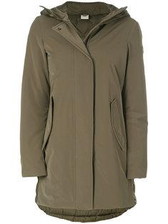 пуховое пальто с капюшоном Colmar