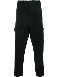 укороченные спортивные брюки Oamc