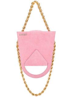 сумка на плечо с перевернутым дизайном Jacquemus
