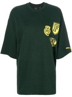 футболка с логотипом Fenty X Puma